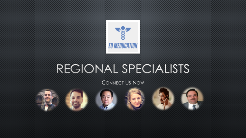 Our Regional Specialists